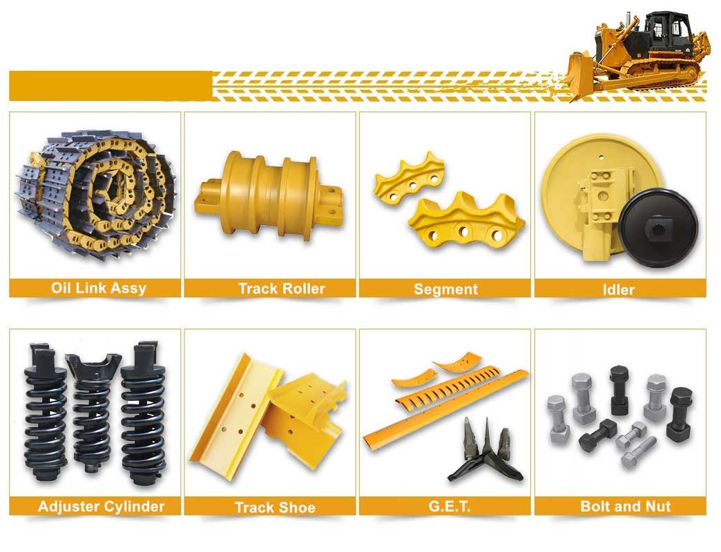 Hot Sale Bulldozer Spare Parts
