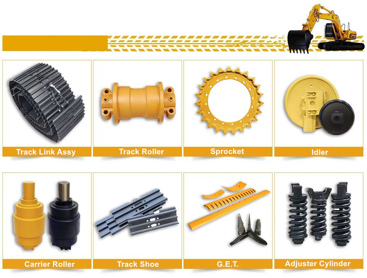 Hot Sale Undercarriage Parts