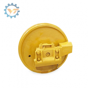 Crawler Machinery Front Idler